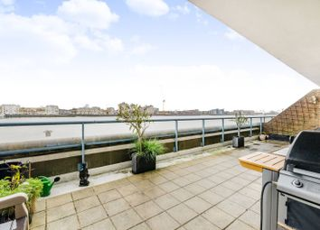 Thumbnail 2 bed flat to rent in Arnhem Wharf, Canary Wharf
