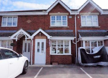 Thumbnail 2 bed town house for sale in Brooklands Park, Widnes