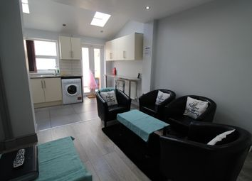 Thumbnail 4 bed terraced house to rent in Crown Street, Preston