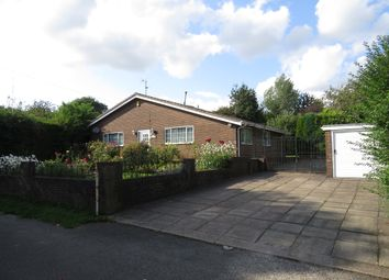 Thumbnail 3 bed detached bungalow for sale in Slack Lane, Darley Abbey, Derby