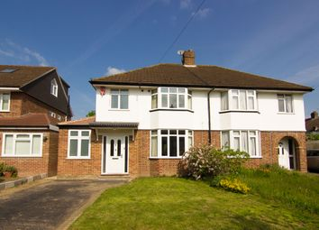 Thumbnail 3 bed property for sale in Oakdene Avenue, Thames Ditton