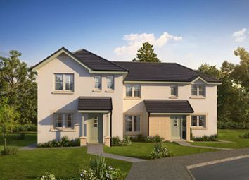 Thumbnail 3 bedroom semi-detached house for sale in The Gilroy, Wellhall Road, Hamilton, South Lanarkshire