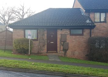 Thumbnail 1 bed bungalow to rent in Old Vicarage Court, Coleford