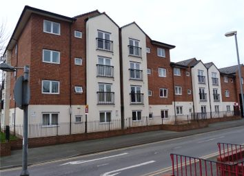 Thumbnail 2 bed flat for sale in Delamere Court, Crewe, Cheshire
