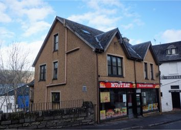 Thumbnail 2 bed maisonette for sale in Bridgend, Aberfeldy