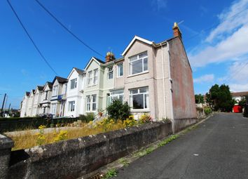 Thumbnail 3 bed end terrace house for sale in North Road, Torpoint