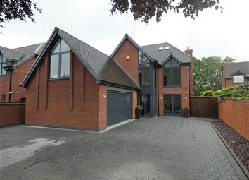 Thumbnail 6 bed detached house for sale in Creynolds Lane, Cheswick Green, Solihull