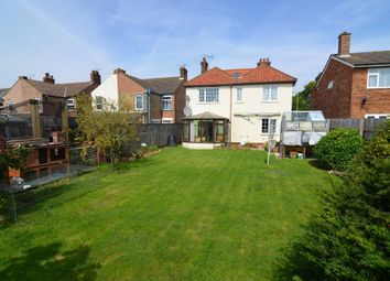Thumbnail 4 bed detached house for sale in High Road, Trimley St. Mary, Felixstowe