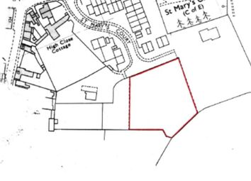 Thumbnail Land for sale in St Mary's Court, Barwell