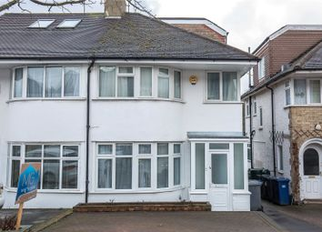 Thumbnail 4 bed semi-detached house for sale in Whitehouse Way, Southgate