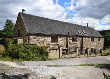 Thumbnail 4 bed barn conversion for sale in Buckland Hollow, Ambergate, Belper