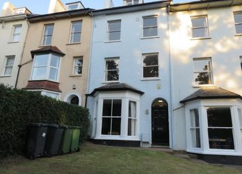 Thumbnail 7 bed terraced house to rent in Pennsylvania Road, Exeter