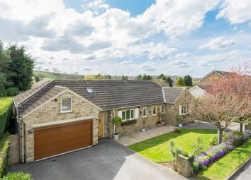 Thumbnail 3 bed detached house for sale in Crabtree Green, Collingham, Wetherby
