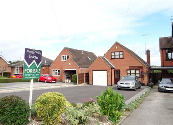 Thumbnail 3 bed detached house for sale in Hallam Court, Victoria Street, Ilkeston