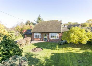Thumbnail 4 bed detached bungalow for sale in Rectory Lane South, Leybourne, West Malling