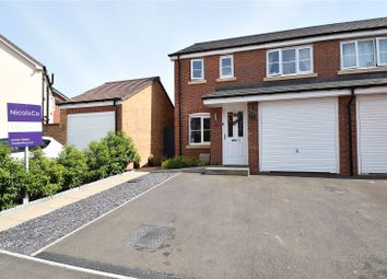 3 bed semi-detached house for sale in Squirrel Bank, Droitwich Spa, Worcestershire WR9