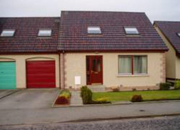Thumbnail 3 bedroom semi-detached house to rent in Donald Avenue, Kemnay AB51,