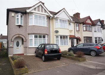 Thumbnail 3 bed end terrace house for sale in Somerville Road, Chadwell Heath, Romford