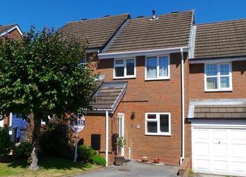 Thumbnail 2 bed terraced house for sale in Hellaby Close, Sutton Coldfield
