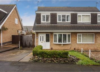 Thumbnail 3 bed semi-detached house for sale in Northwood Drive, Shepshed