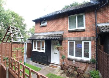 Thumbnail 1 bed end terrace house to rent in Overthorpe Close, Knaphill, Woking