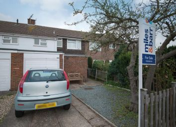 Thumbnail 3 bed terraced house for sale in James Hall Gardens, Walmer, Deal