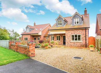 Thumbnail 3 bed detached house for sale in Tillbridge Road, Sturton By Stow