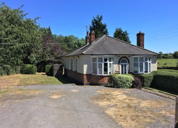 Thumbnail 3 bed bungalow for sale in Cooks Lane, Wigston
