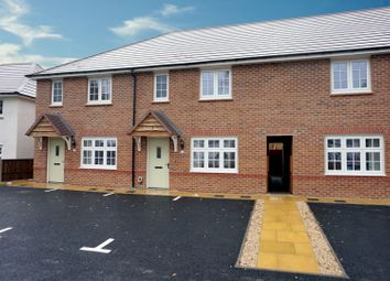 Thumbnail 3 bed terraced house for sale in 3 Barton Close, Tamworth