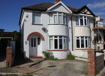 3 bed semi-detached house to rent in Primley Park East, Paignton TQ3