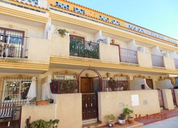 Thumbnail 3 bed terraced house for sale in Amapolas, Playa Flamenca, Alicante, Spain
