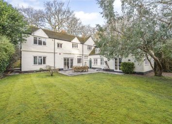 4 bed detached house for sale in Burleigh Road, Ascot, Berkshire SL5