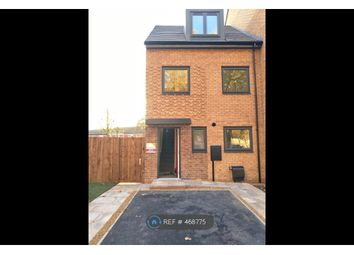 Thumbnail 3 bed end terrace house to rent in Arkwright Walk, Nottingham