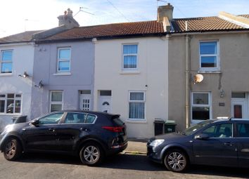 Thumbnail 2 bed terraced house to rent in Longstone Road, Eastbourne