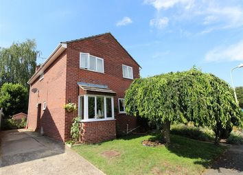 Thumbnail 4 bed detached house for sale in Anderson Close, Needham Market, Ipswich