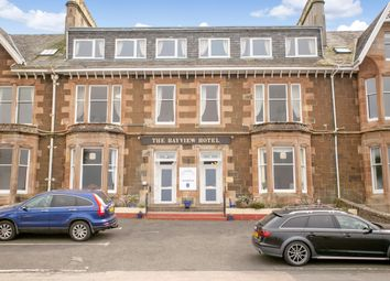 Thumbnail Leisure/hospitality for sale in Mount Stuart Road, Rothesay, Isle Of Bute