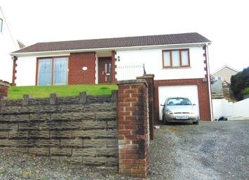 Thumbnail 3 bed detached bungalow for sale in Dolau Fan Road, Graig, Burry Port