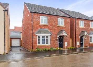 Thumbnail 4 bedroom detached house for sale in Apollo Avenue, Cardea, Peterborough, United Kingdom