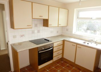 Thumbnail 2 bed flat to rent in Polmor Road, Crowlas, Penzance