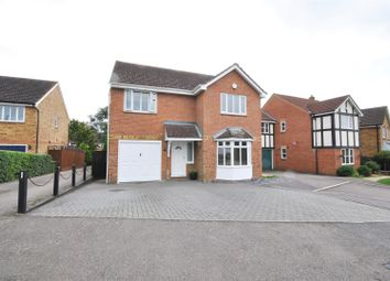 Thumbnail 4 bed detached house for sale in Macintosh Close, Cheshunt, Waltham Cross