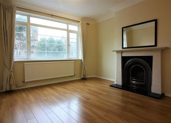 Thumbnail 3 bed flat to rent in Cheam Road, Sutton
