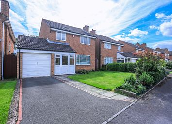 Thumbnail 4 bed detached house for sale in Shilton Close, Shirley, Solihull