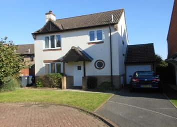Thumbnail 3 bed detached house to rent in Ramleaze Drive, Salisbury