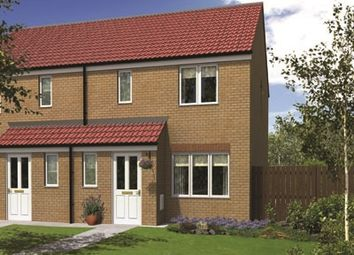 "Thumbnail 3 bed end terrace house for sale in ""The Hanbury"" at Elfin Way, Blyth"