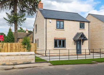 Thumbnail 4 bed detached house for sale in Seaton Road, Glaston, Oakham