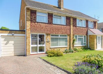 Thumbnail 3 bed semi-detached house for sale in The Halt, Whitstable, Kent