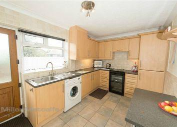Thumbnail 2 bedroom semi-detached bungalow for sale in Sandringham Road, Horwich, Bolton, Lancashire