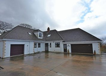 Thumbnail 4 bed detached house for sale in Orton Grange, Carlisle