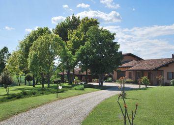 Thumbnail 5 bed equestrian property for sale in Cereseto Monferrato, Moncalvo, Asti, Piedmont, Italy