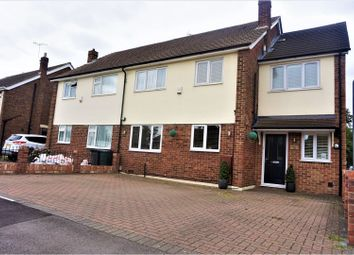 Thumbnail 4 bed semi-detached house for sale in Mitchell Close, Wilmington